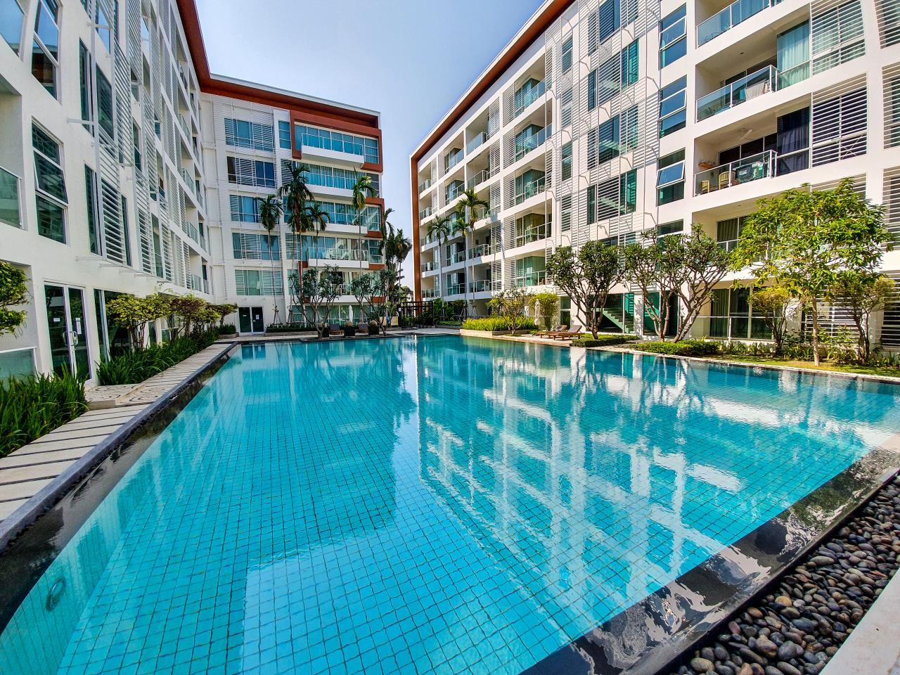 HOME - Real Estate Service Agency's The Breeze Hua Hin / 2 Beds (FOR RENT), เดอะ บรีซ หัวหิน / 2 ห้องนอน (ให้เช่า) T008 20