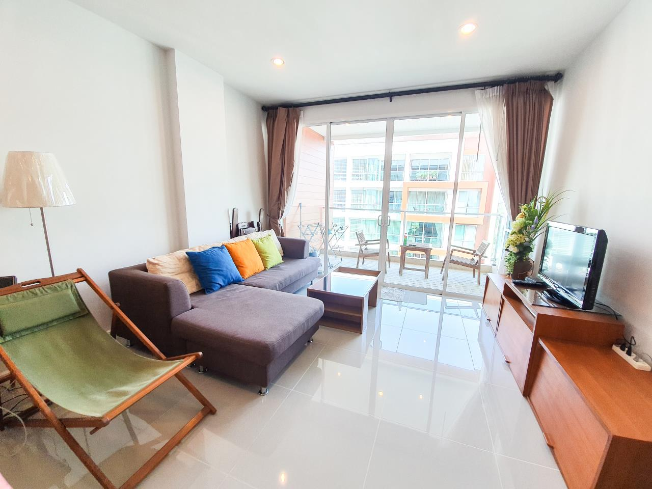 HOME - Real Estate Service Agency's The Breeze Hua Hin / 2 Beds (FOR RENT), เดอะ บรีซ หัวหิน / 2 ห้องนอน (ให้เช่า) T008 26