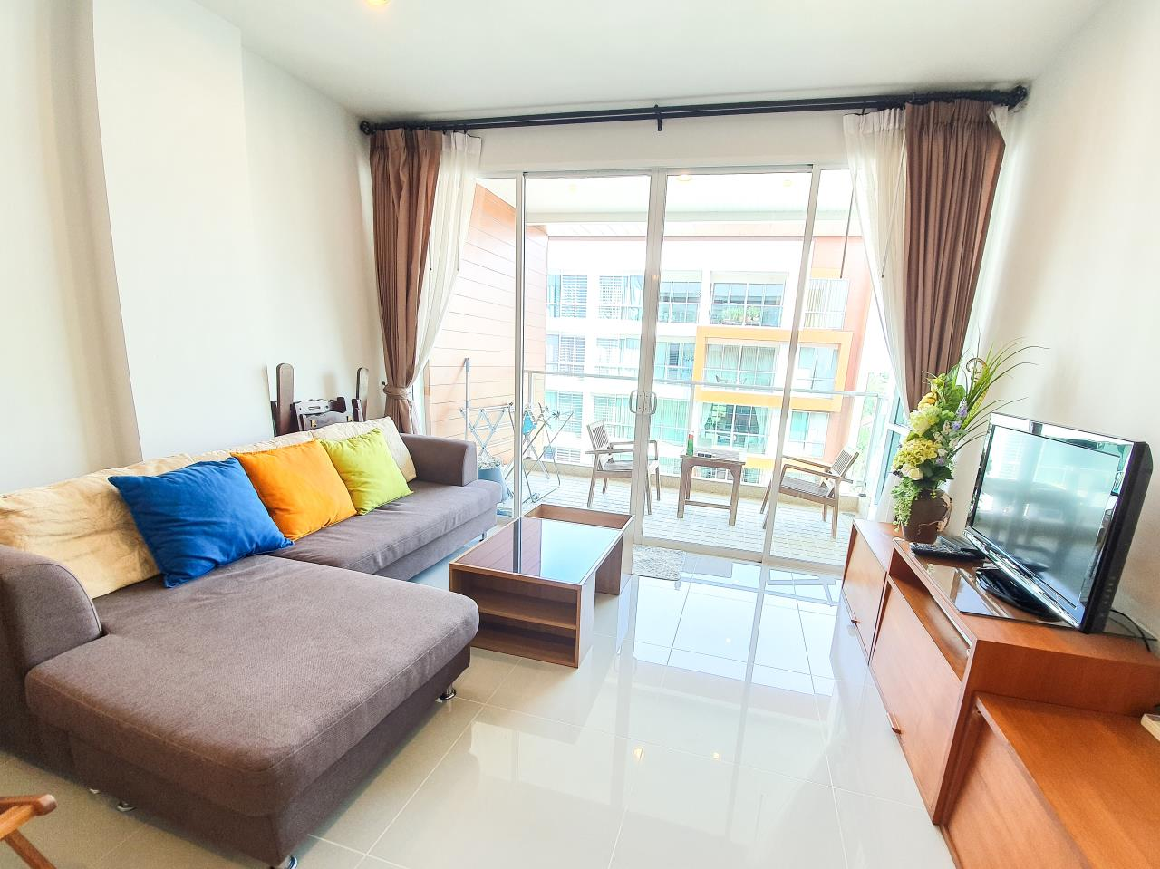 HOME - Real Estate Service Agency's The Breeze Hua Hin / 2 Beds (FOR RENT), เดอะ บรีซ หัวหิน / 2 ห้องนอน (ให้เช่า) T008 27