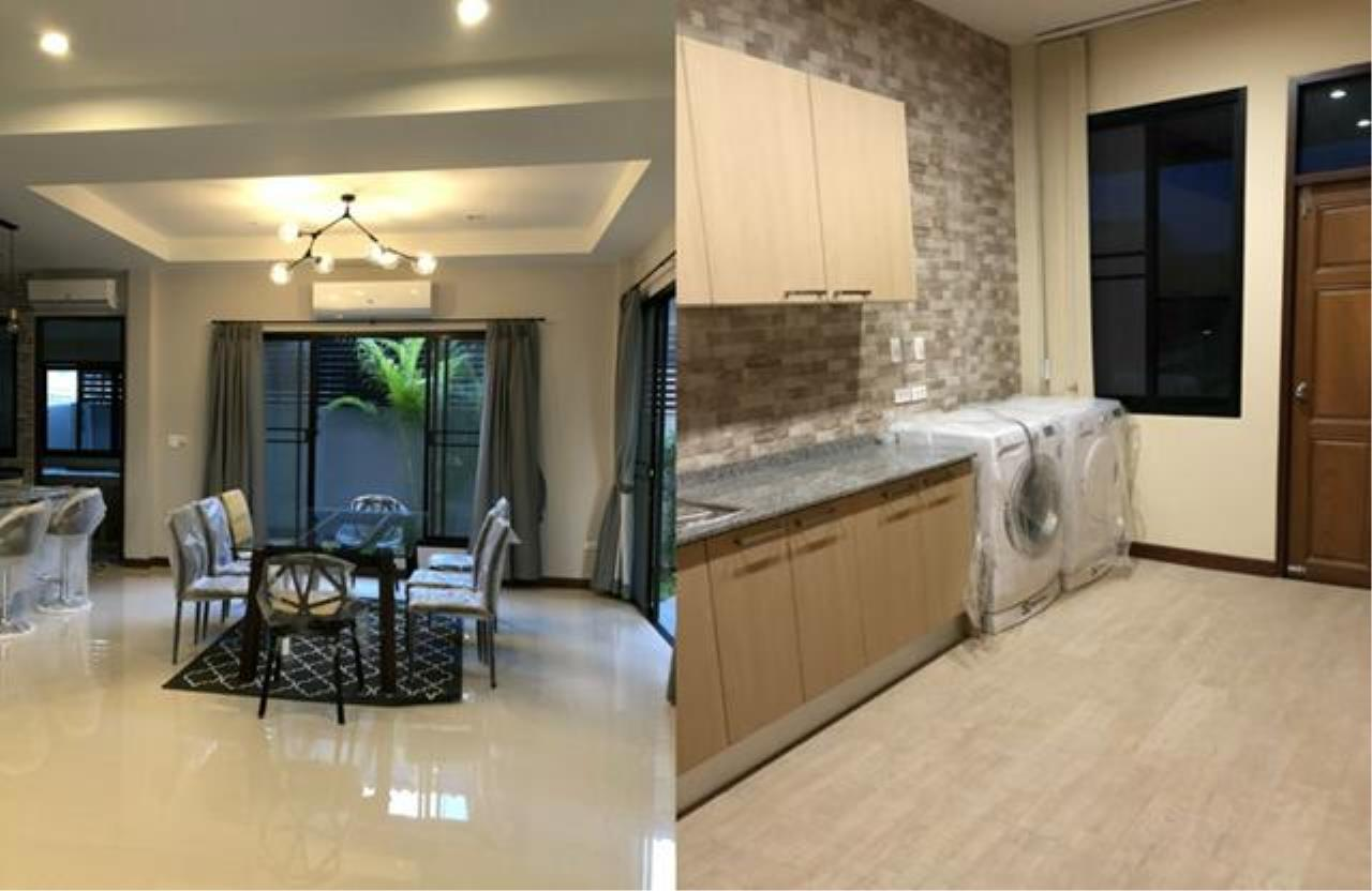 Tony Property Agency's House for Rent at Sukhumvit 71 Soi PridiPanomyong 14 and private swimming pool 3