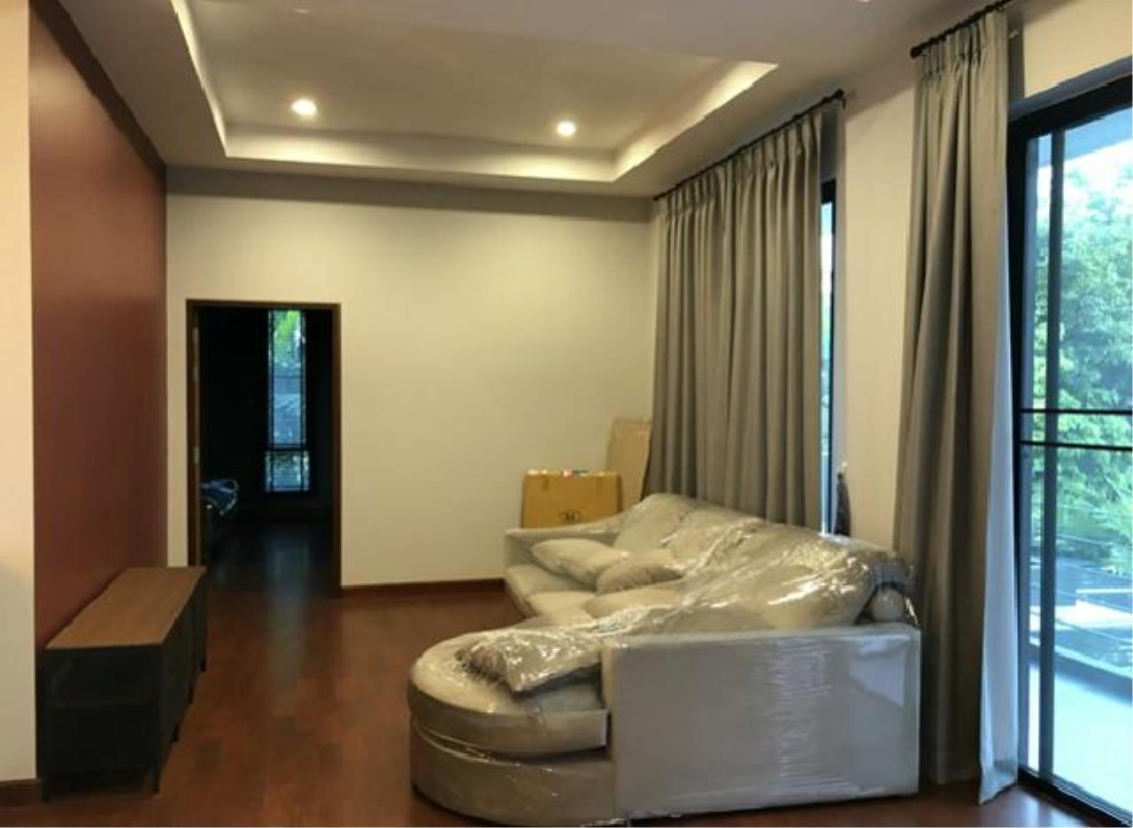 Tony Property Agency's House for Rent at Sukhumvit 71 Soi PridiPanomyong 14 and private swimming pool 8