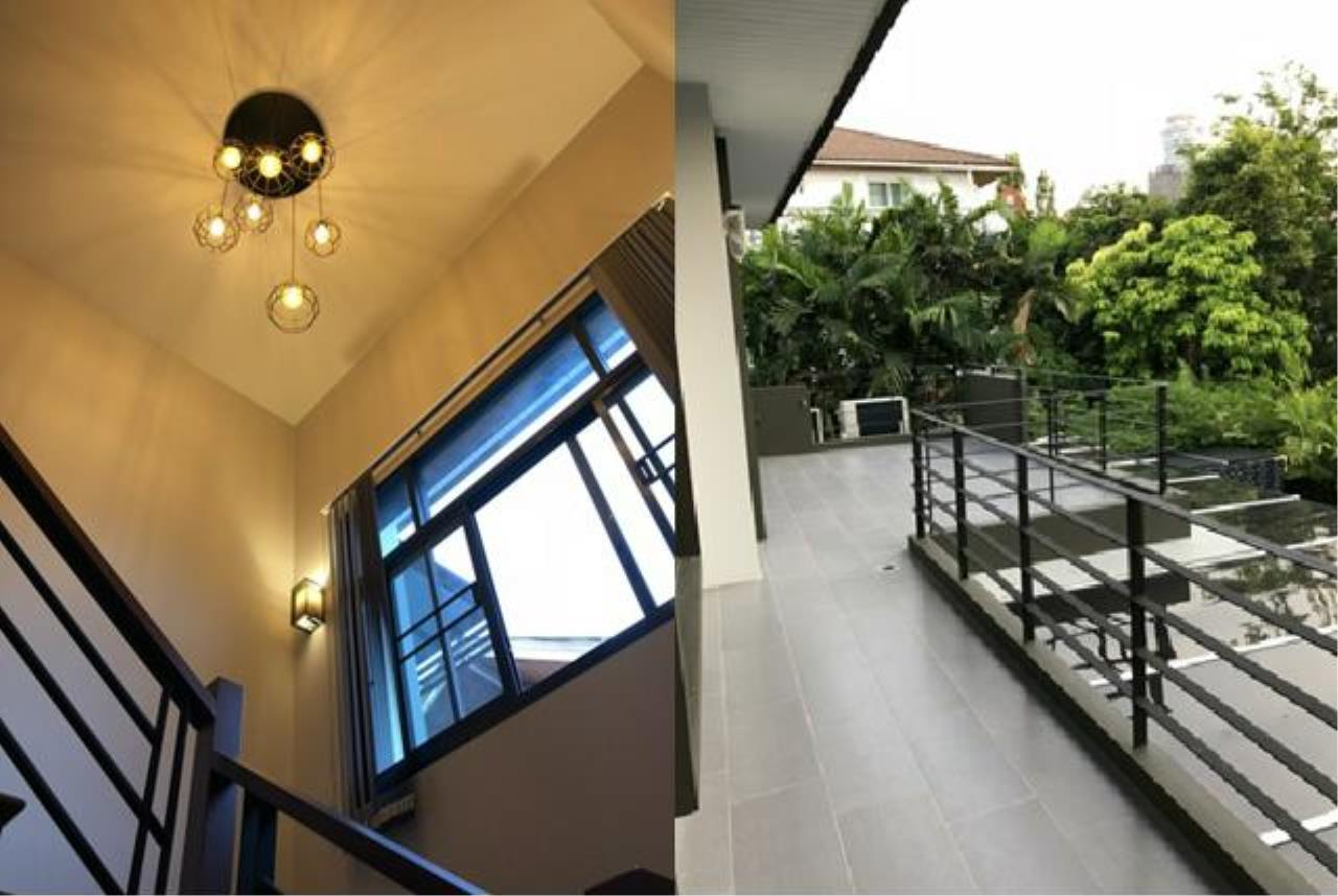 Tony Property Agency's House for Rent at Sukhumvit 71 Soi PridiPanomyong 14 and private swimming pool 16