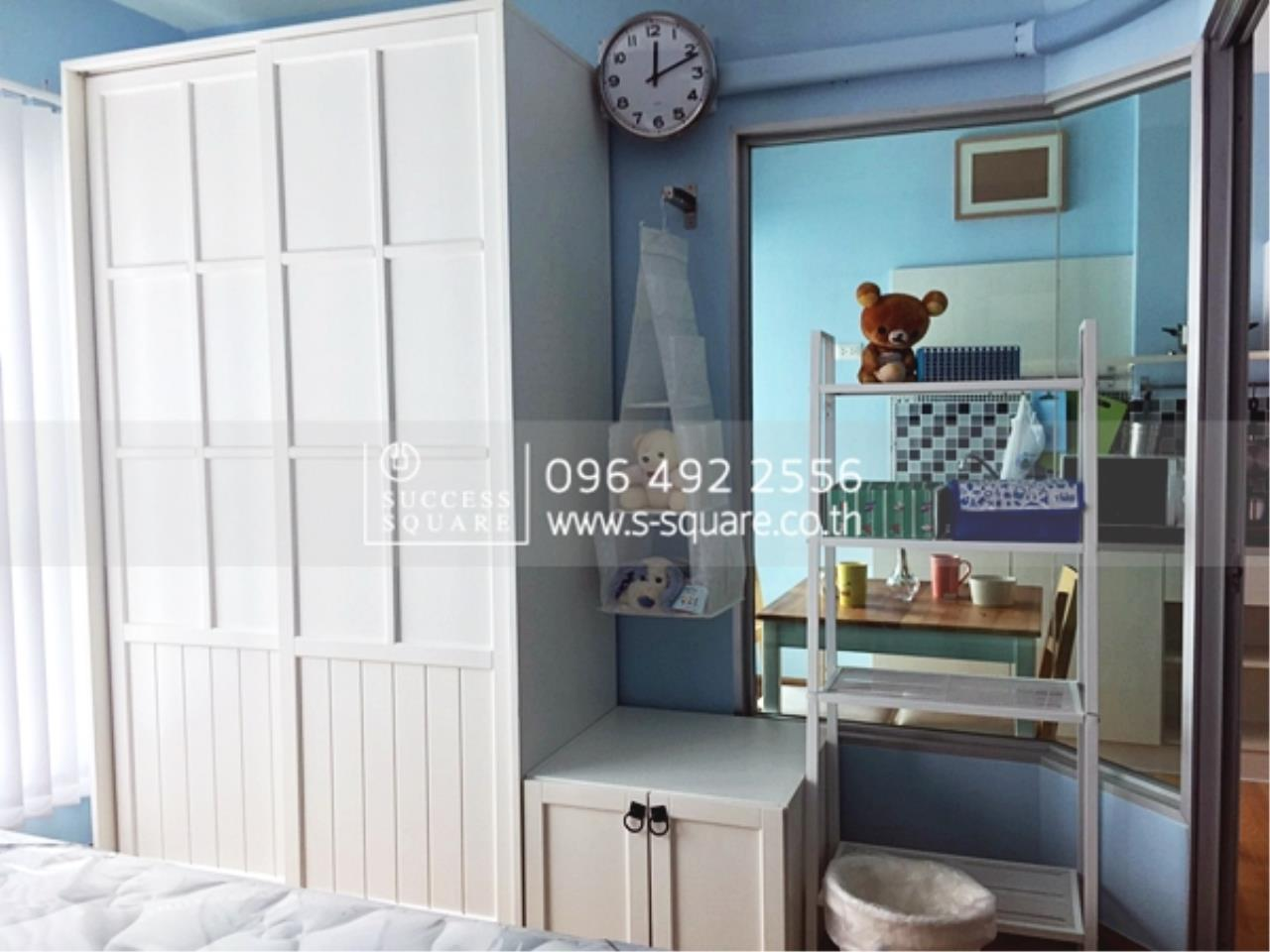 Success Square Agency's Aspire Rama 4, Condo For Rent 1 Bedrooms 4