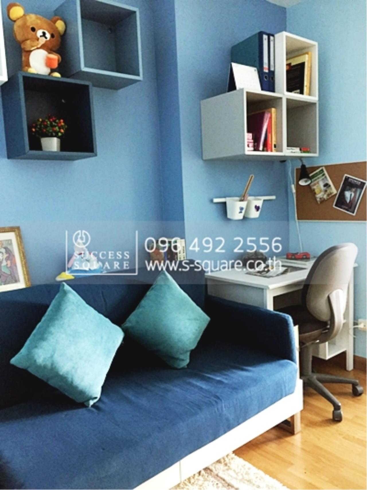 Success Square Agency's Aspire Rama 4, Condo For Rent 1 Bedrooms 3