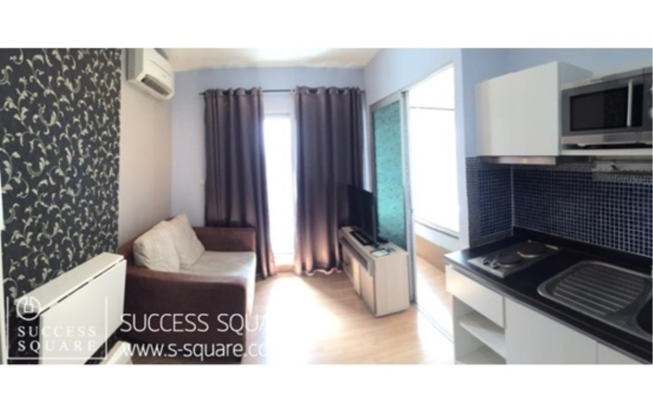 Success Square Agency's Aspire Rama 4, Condo For Sale or Rent 1 Bedrooms 1