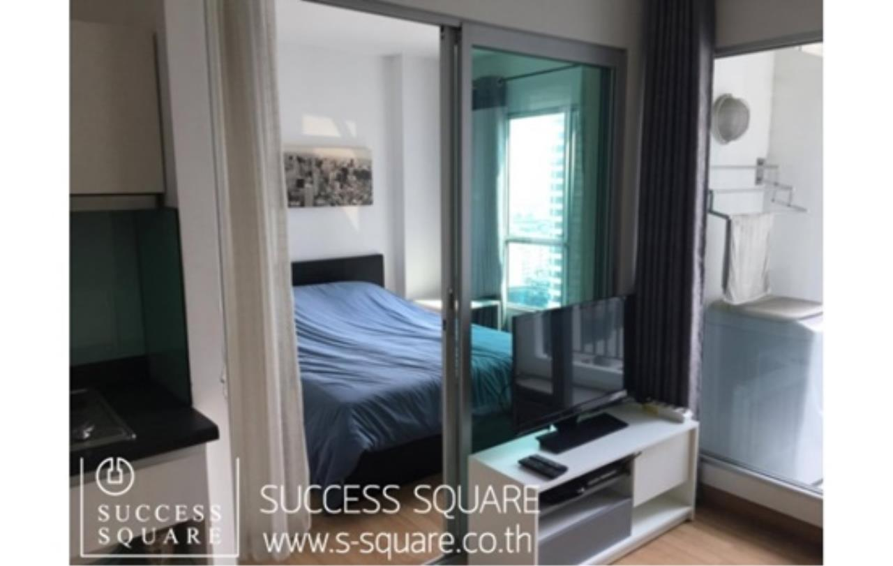 Success Square Agency's Aspire Rama 4, Condo For Sale or Rent 1 Bedrooms 3