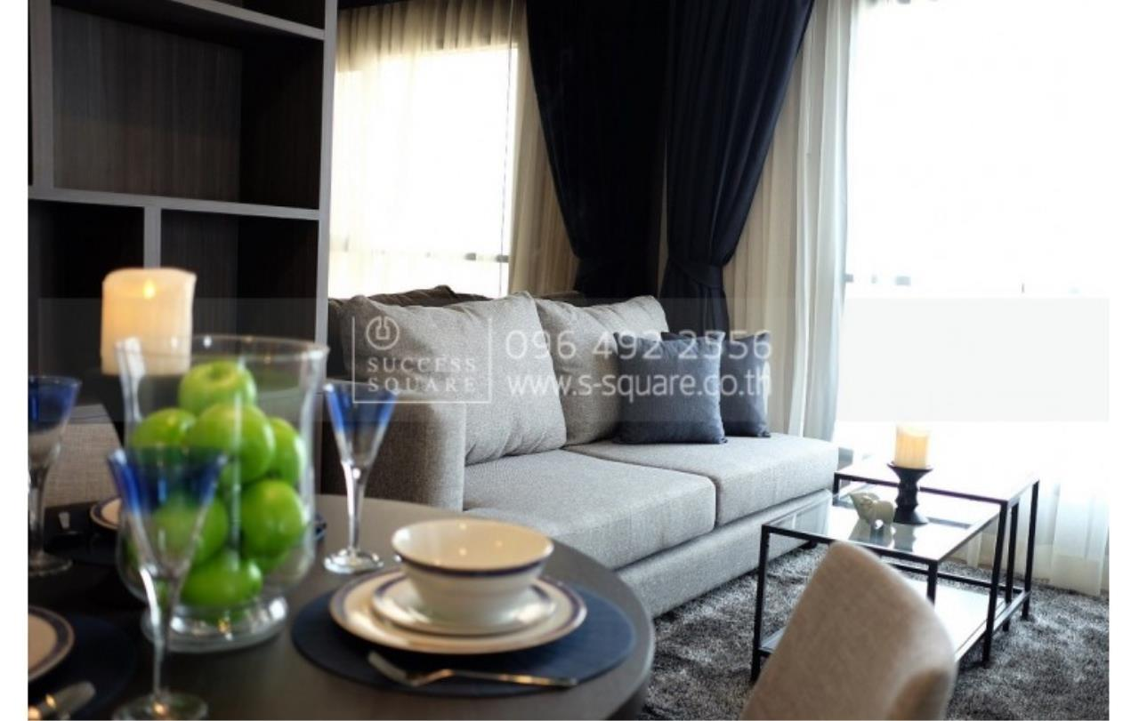 Success Square Agency's Life Sukhumvit 48, Condo For Rent 2 Bedrooms 2