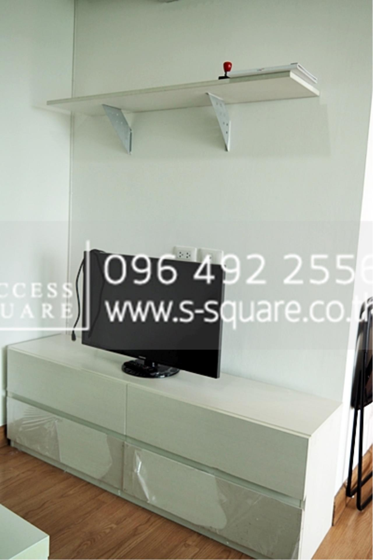 Success Square Agency's Aspire Rama 4, Condo For Rent 1 Bedrooms 5