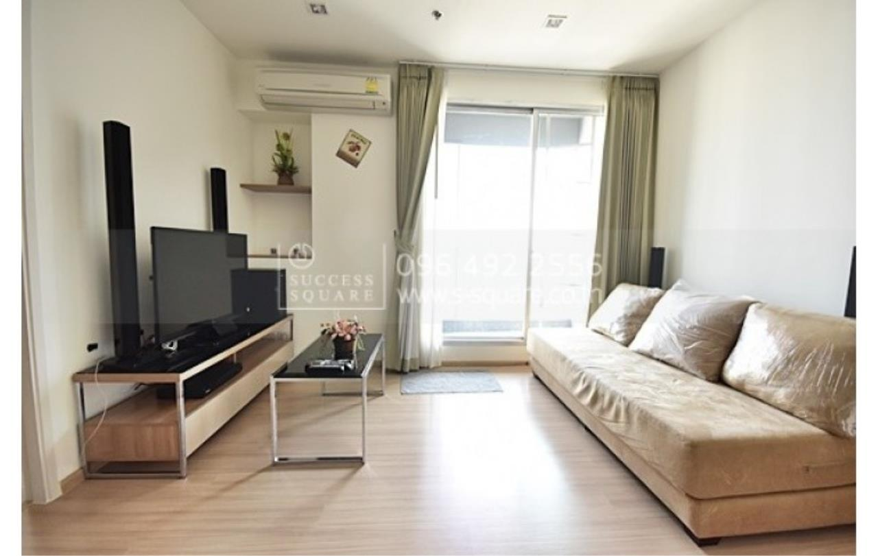 Success Square Agency's Rhythm Sukhumvit, Condo For Sale or Rent 2 Bedrooms 2