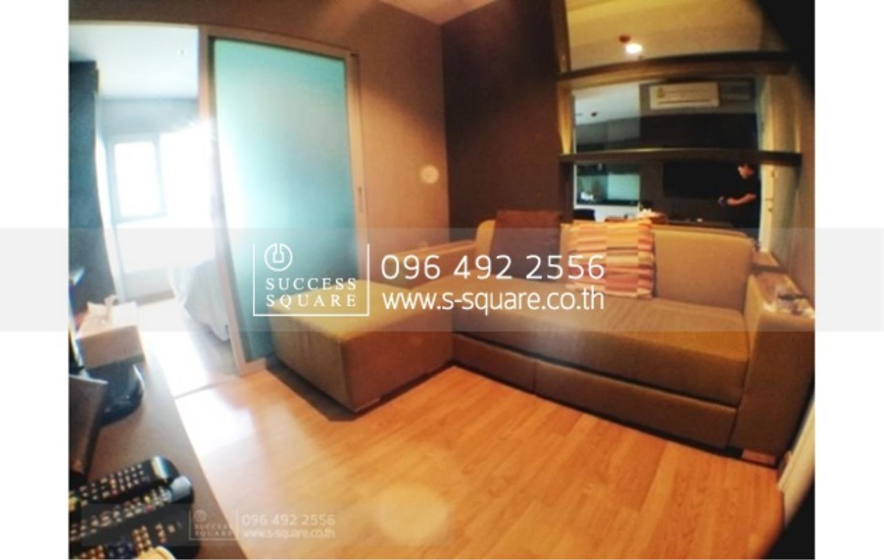 Success Square Agency's Aspire Rama 4, Condo For Rent 1 Bedrooms 1