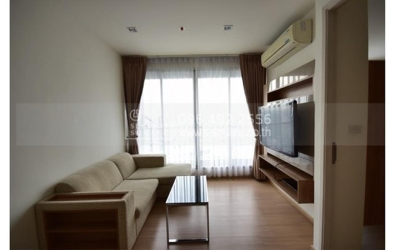 Success Square Agency's Rhythm Sukhumvit, Condo For Rent 1 Bedrooms 2