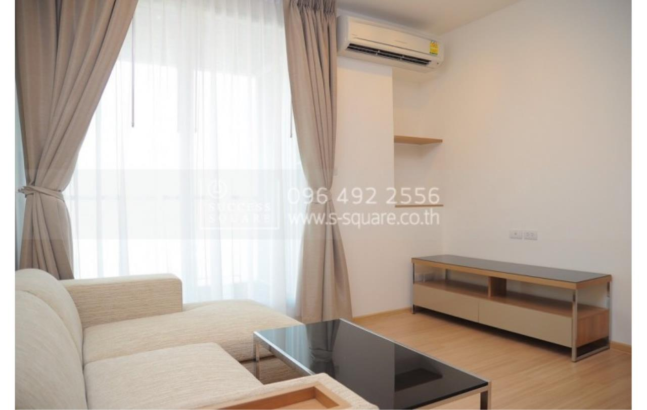 Success Square Agency's Rhythm Sukhumvit, Condo For Rent 2 Bedrooms 1