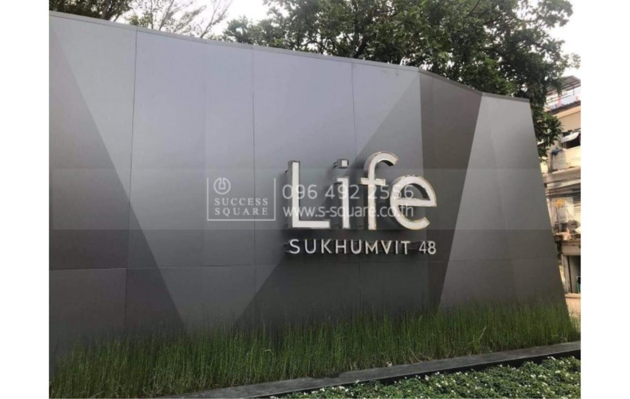 Success Square Agency's Life Sukhumvit 48, Condo For Sale 1 Bedrooms 14