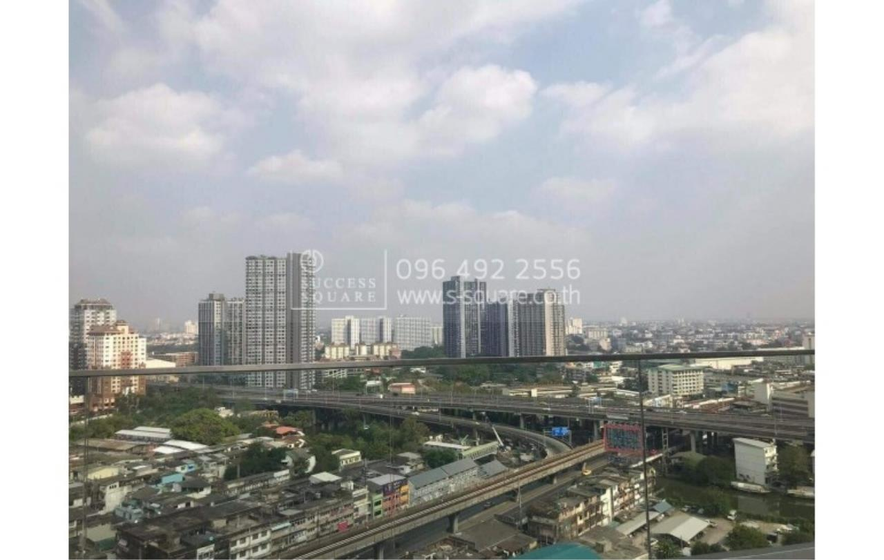 Success Square Agency's Life Sukhumvit 48, Condo For Sale 1 Bedrooms 19