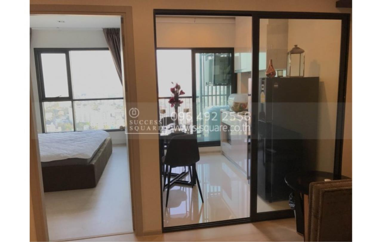 Success Square Agency's Life Sukhumvit 48, Condo For Rent 1 Bedrooms 4