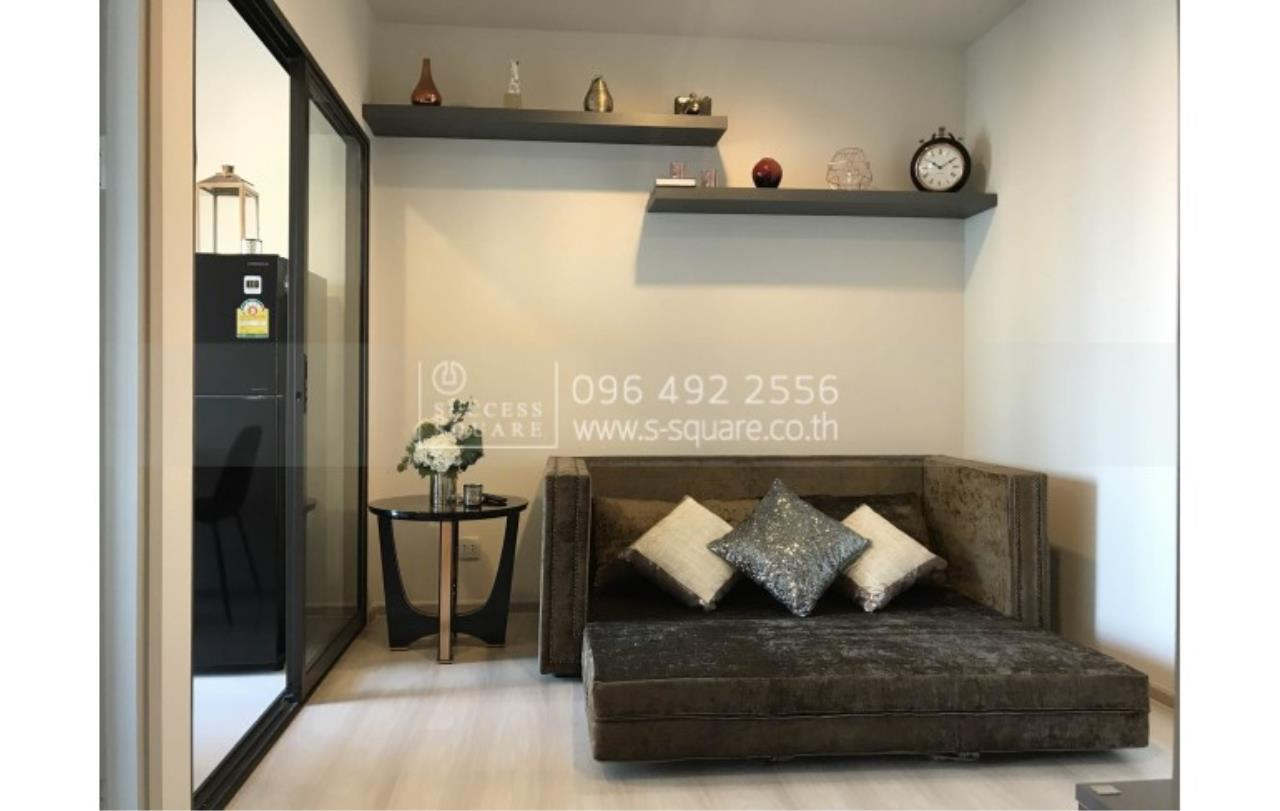 Success Square Agency's Life Sukhumvit 48, Condo For Rent 1 Bedrooms 5