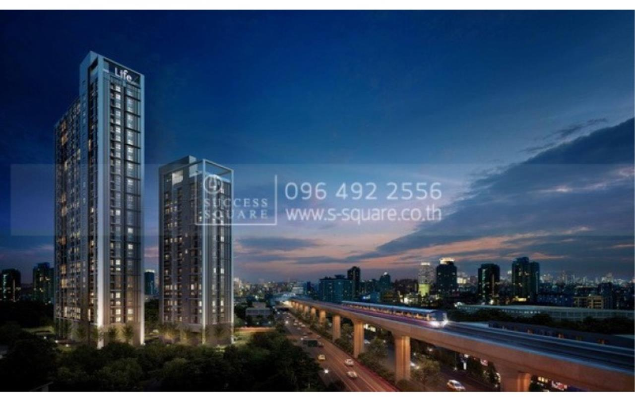 Success Square Agency's Life Sukhumvit 48, Condo For Rent 1 Bedrooms 1