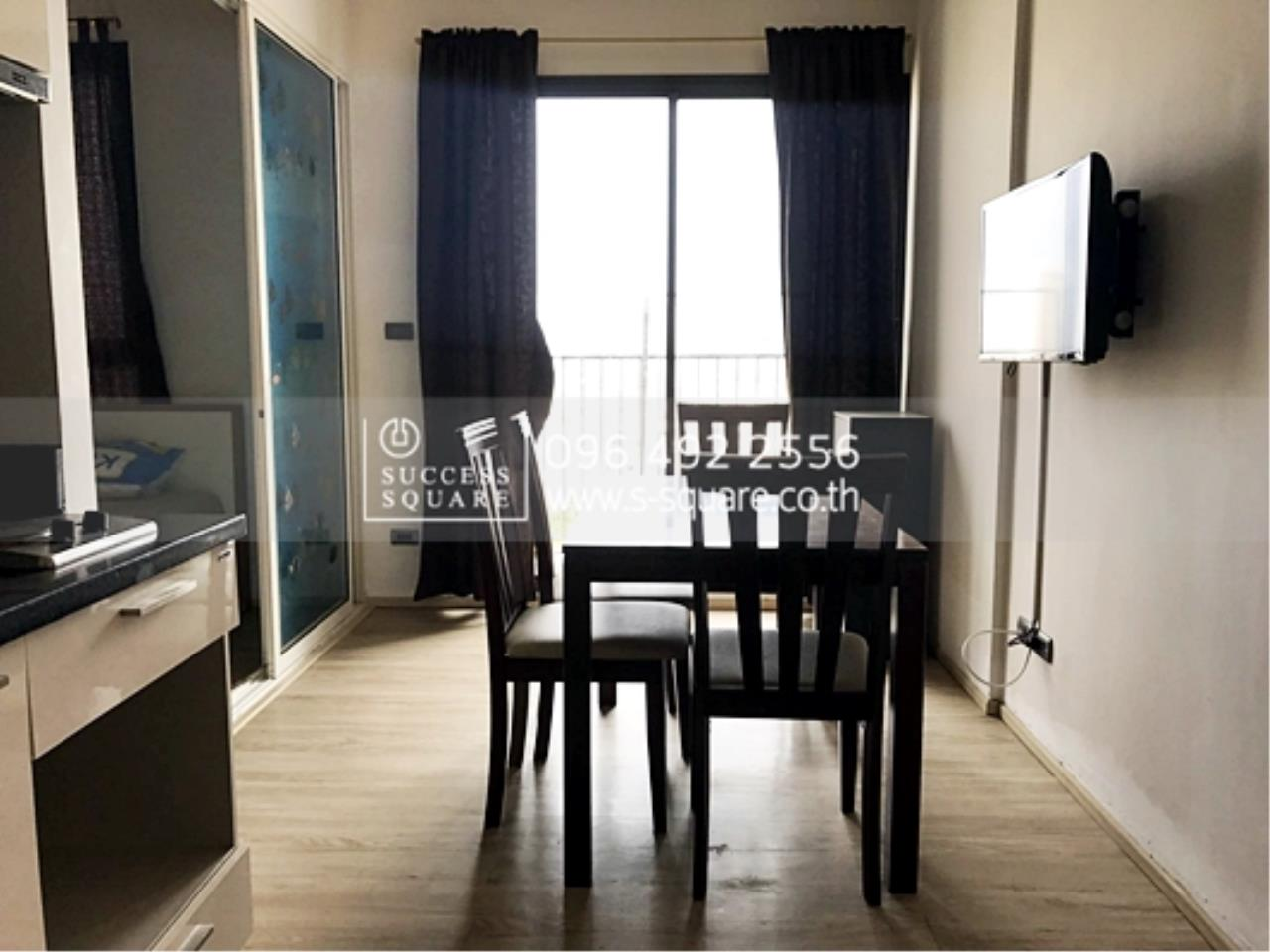 Success Square Agency's Fuse Sathorn-Taksin, Condo For Rent  4
