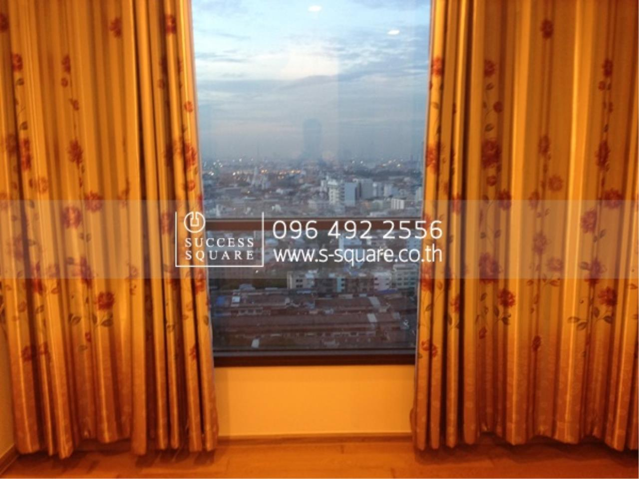 Success Square Agency's Fuse Sathorn-Taksin, Condo For Sale 1 Bedrooms 2
