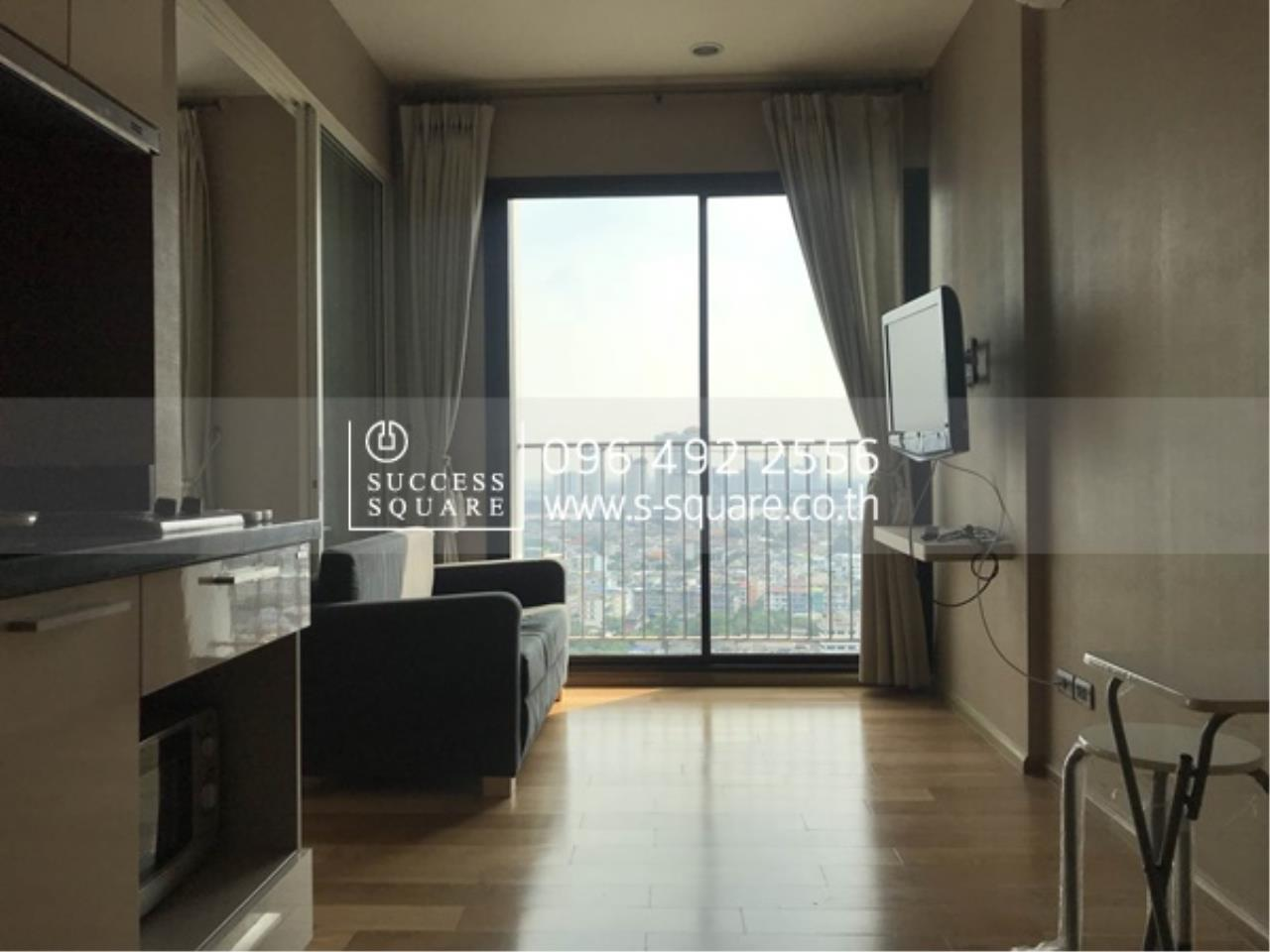 Success Square Agency's Fuse Sathorn-Taksin, Condo For Rent  5