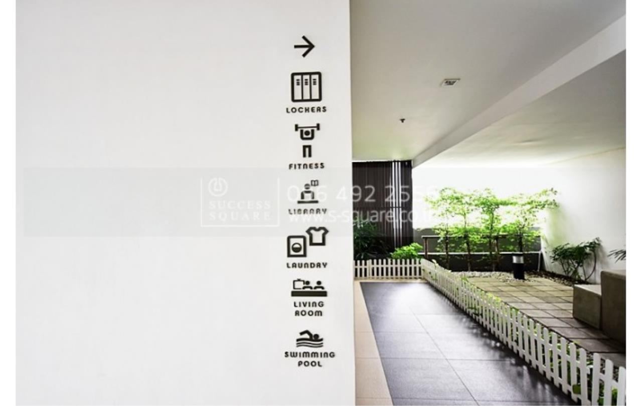 Success Square Agency's Ideo Mobi Sathorn, Condo For Rent 1 Bedrooms 4