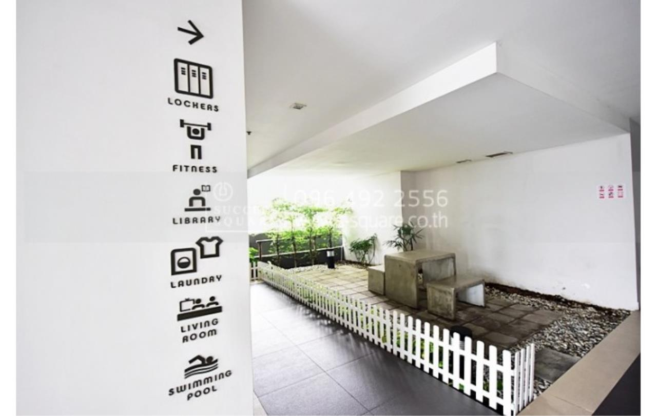 Success Square Agency's Ideo Mobi Sathorn, Condo For Sale 1 Bedrooms 3