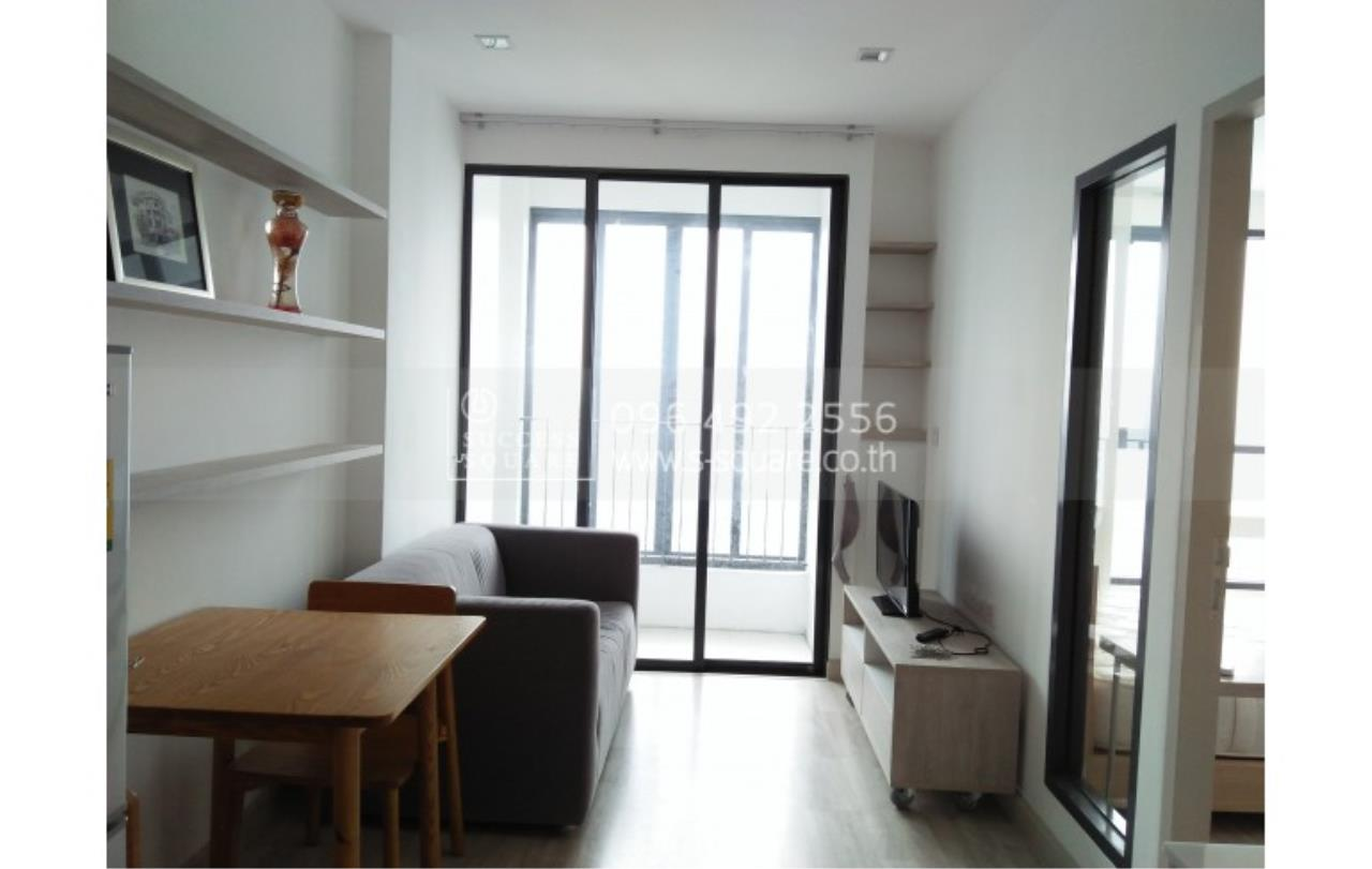 Success Square Agency's Ideo Mobi Sathorn, Condo For Rent 1 Bedrooms 6