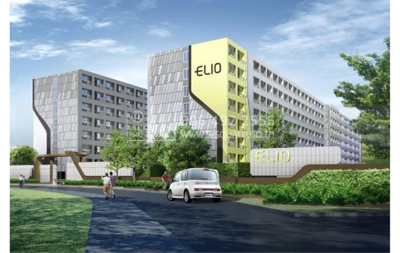 Success Square Agency's Elio Sukhumvit 64, Condo For Rent 1 Bedrooms 1