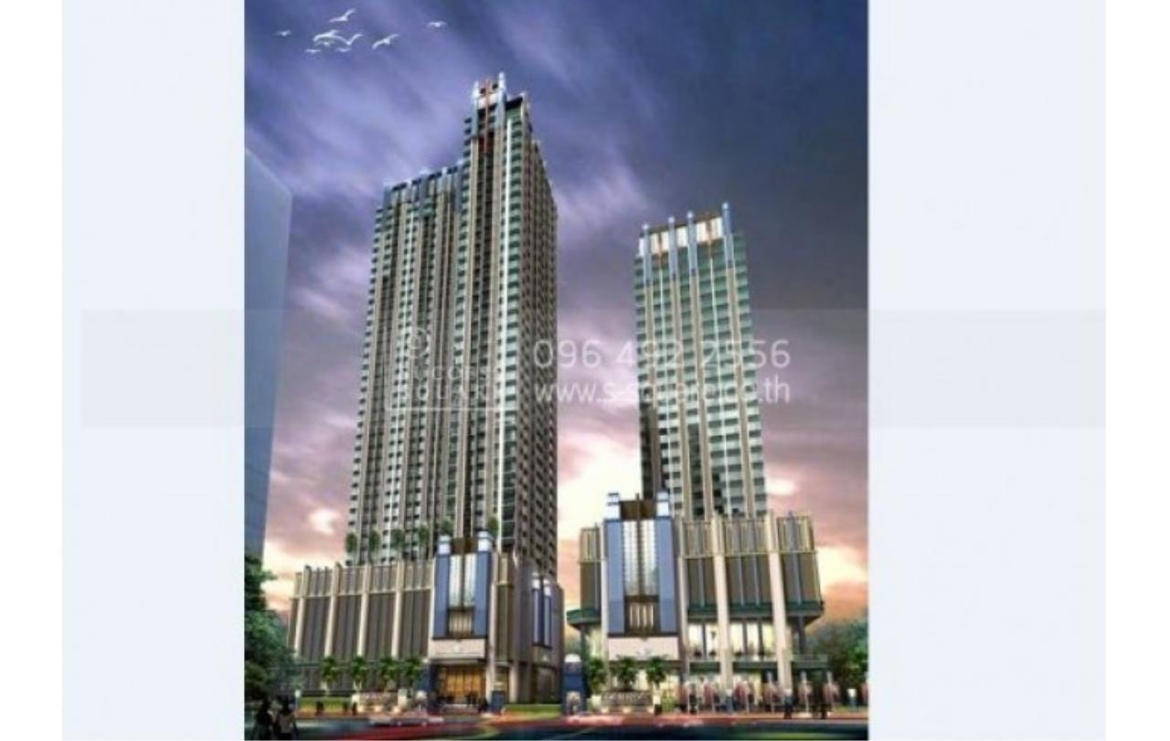 Success Square Agency's Equinox Phahol - Vipha, Condo For Rent 1 Bedrooms 1