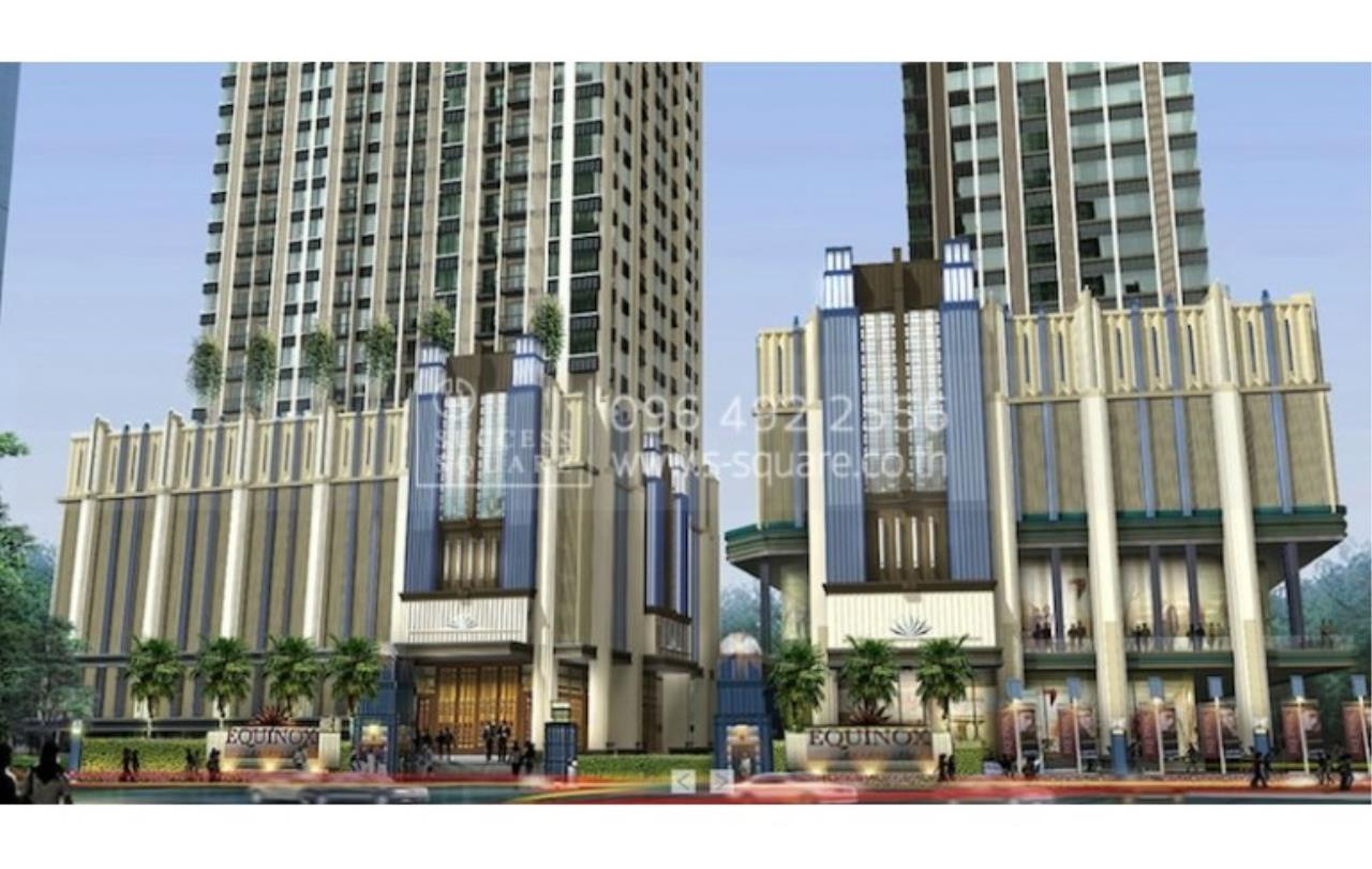 Success Square Agency's Equinox Phahol - Vipha, Condo For Sale 2 Bedrooms 1