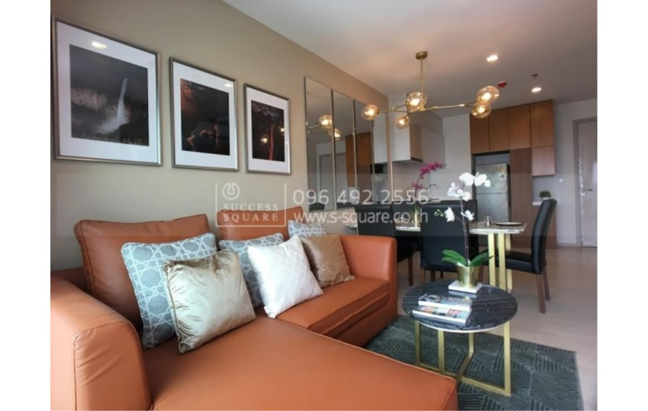 Success Square Agency's Life Sukhumvit 48, Condo For Rent 2 Bedrooms 1