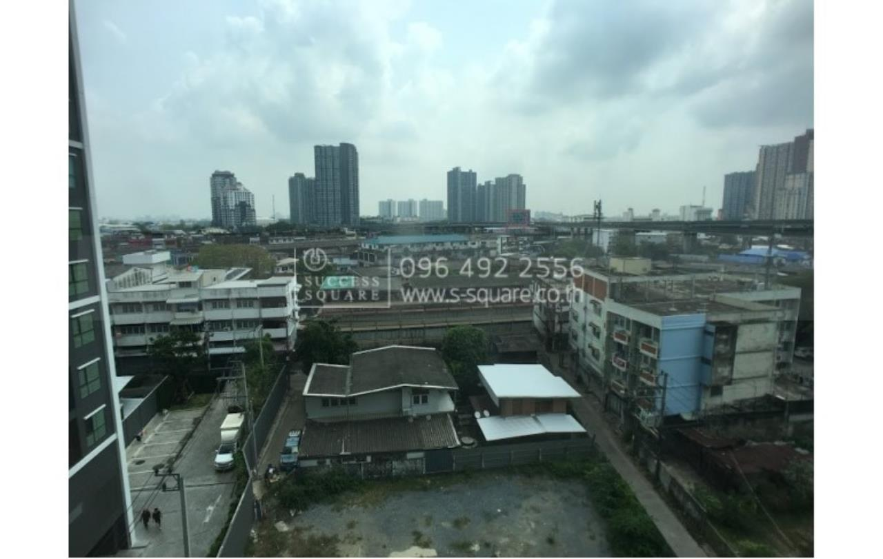 Success Square Agency's Life Sukhumvit 48, Condo For Rent 2 Bedrooms 4
