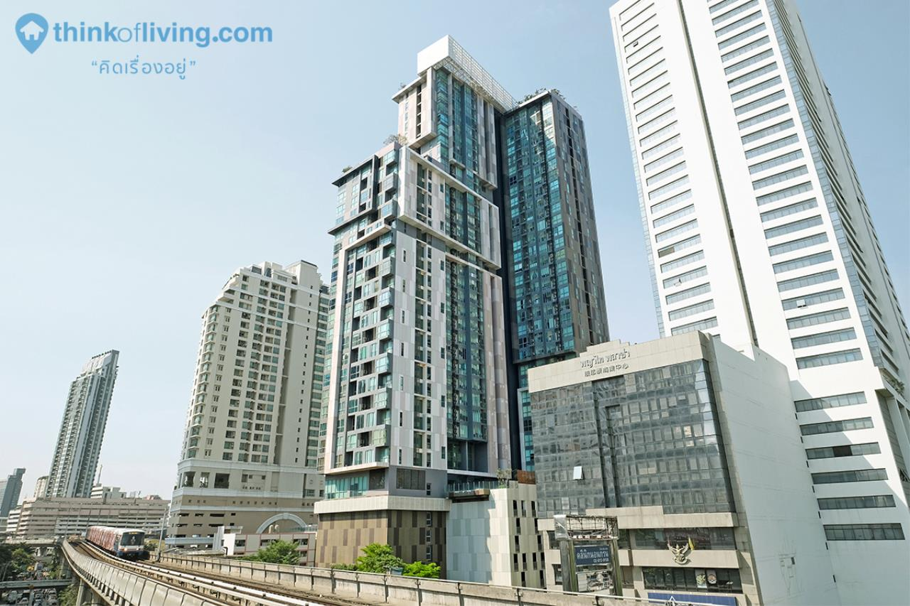 Success Square Agency's Ideo Q Phayathai, Condo For Sale 1 Bedrooms 1