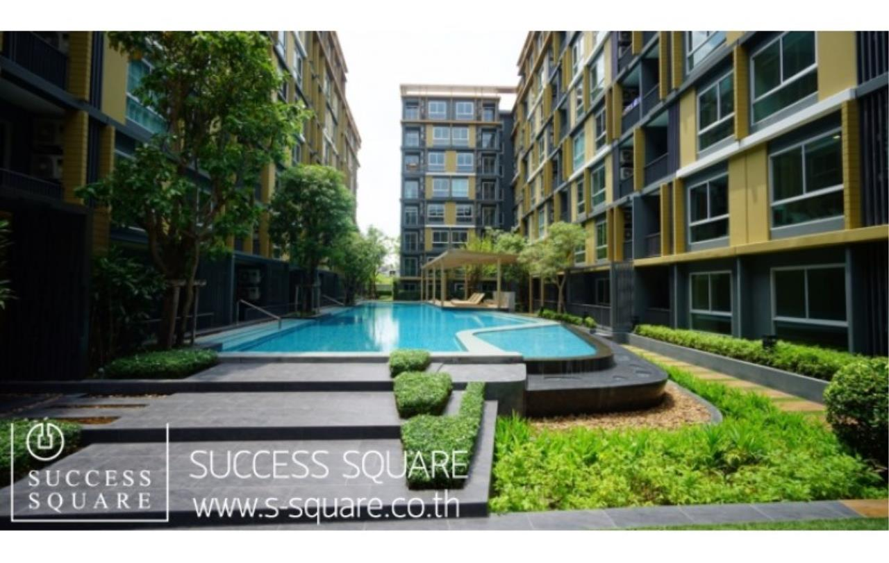Success Square Agency's Metro Luxe Rama 4, Condo For Sale 1 Bedrooms 3