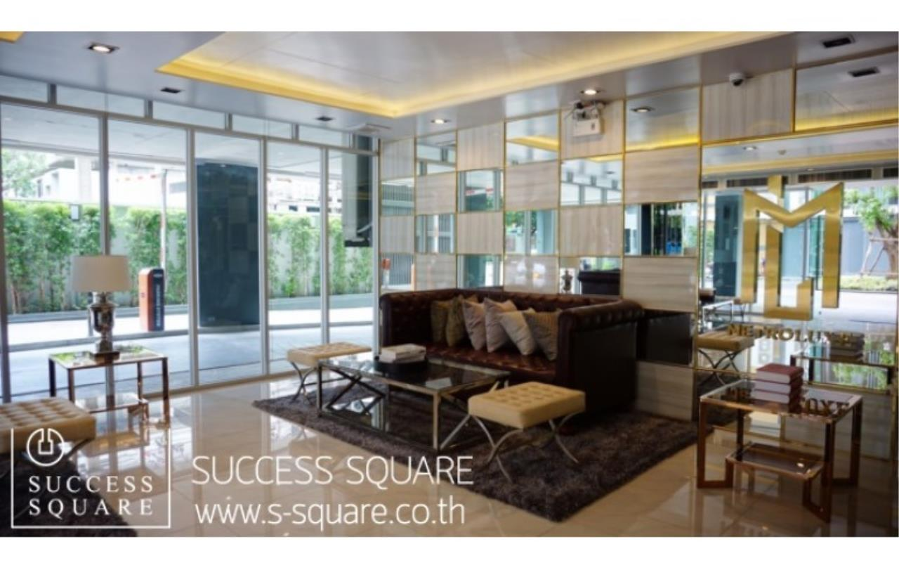 Success Square Agency's Metro Luxe Rama 4, Condo For Rent 1 Bedrooms 6