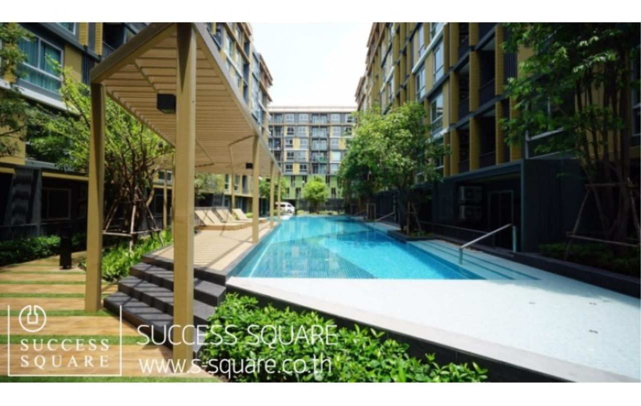 Success Square Agency's Metro Luxe Rama 4, Condo For Rent 1 Bedrooms 8