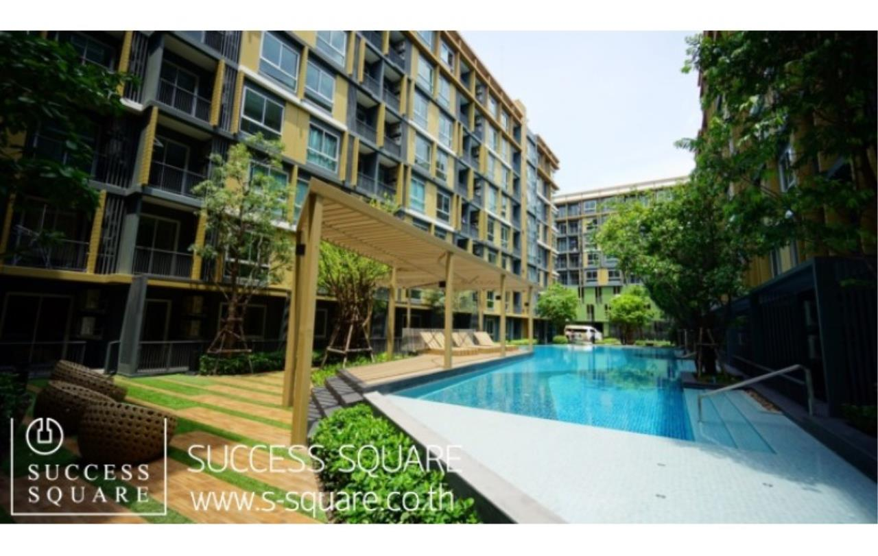 Success Square Agency's Metro Luxe Rama 4, Condo For Rent 1 Bedrooms 5