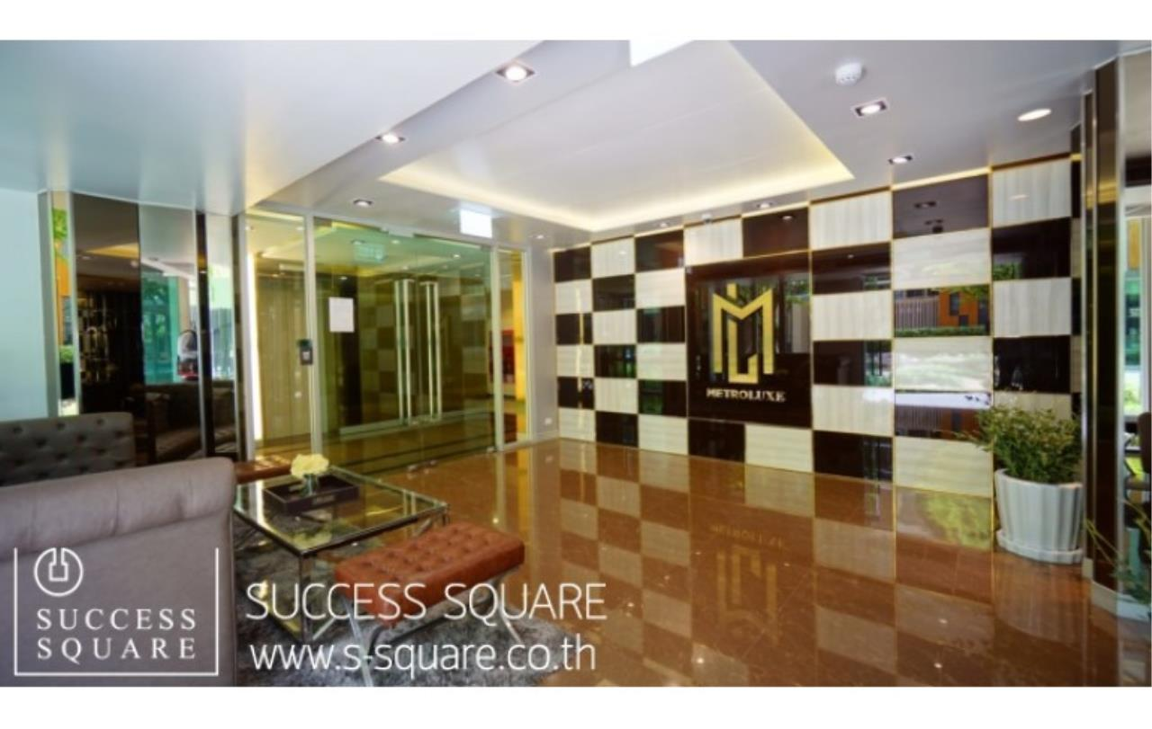 Success Square Agency's Metro Luxe Rama 4, Condo For Rent 1 Bedrooms 1