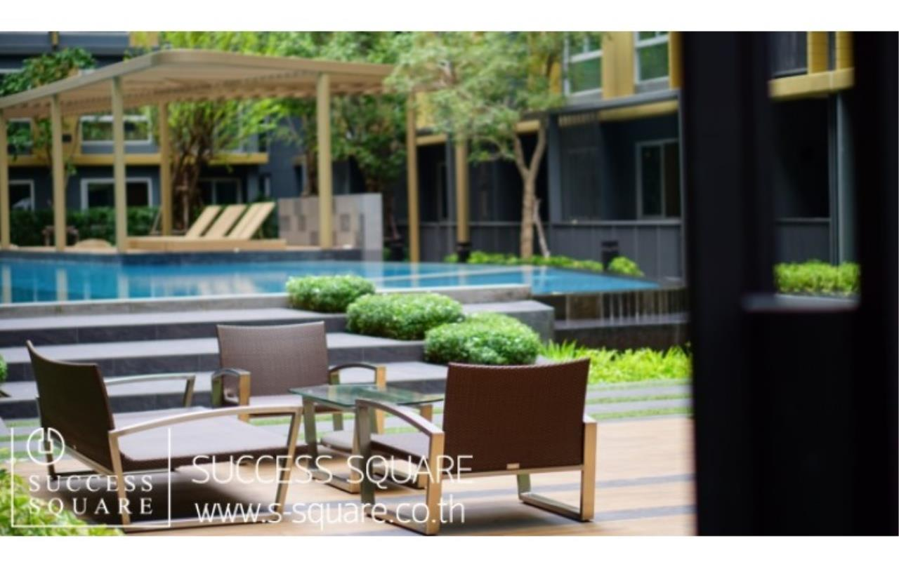 Success Square Agency's Metro Luxe Rama 4, Condo For Rent 1 Bedrooms 2