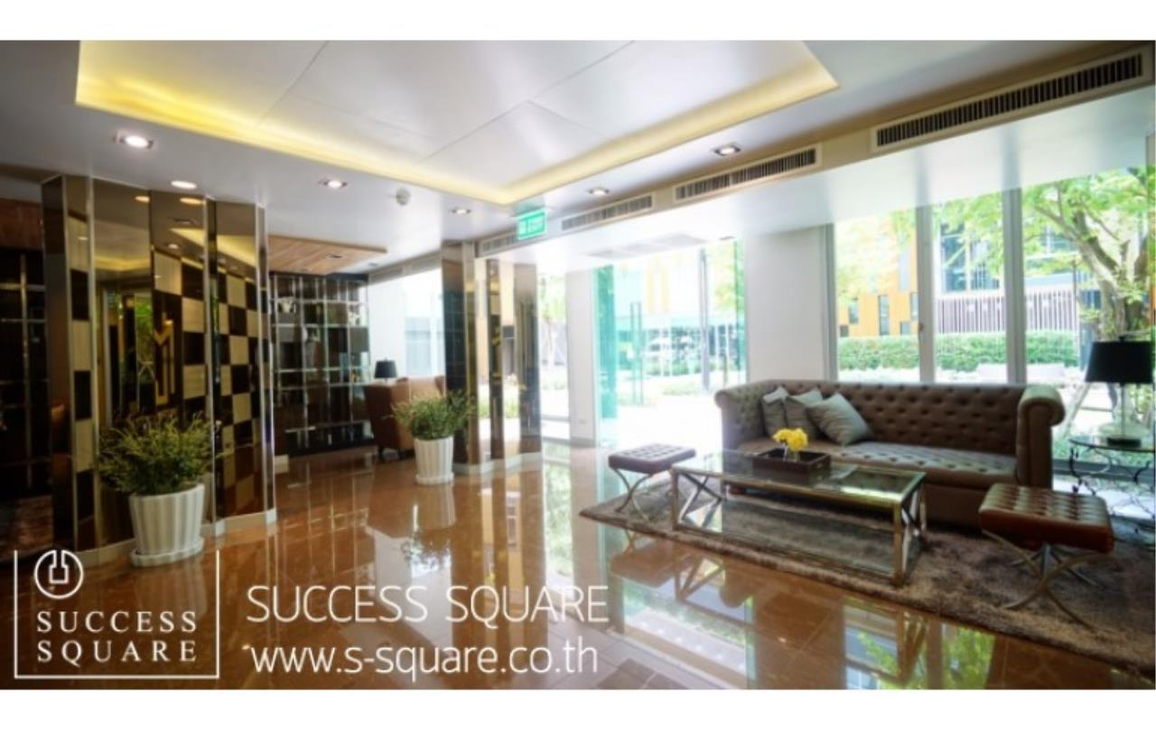Success Square Agency's Metro Luxe Rama 4, Condo For Rent 1 Bedrooms 4