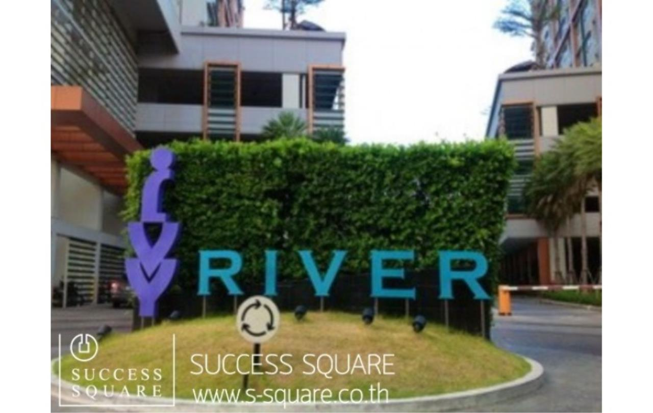 Success Square Agency's Ivy River, Condo For Sale 1 Bedrooms 1