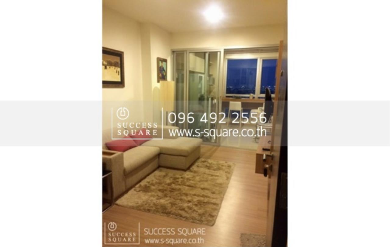 Success Square Agency's Rhythm Sukhumvit, Condo For Rent 1 Bedrooms 3