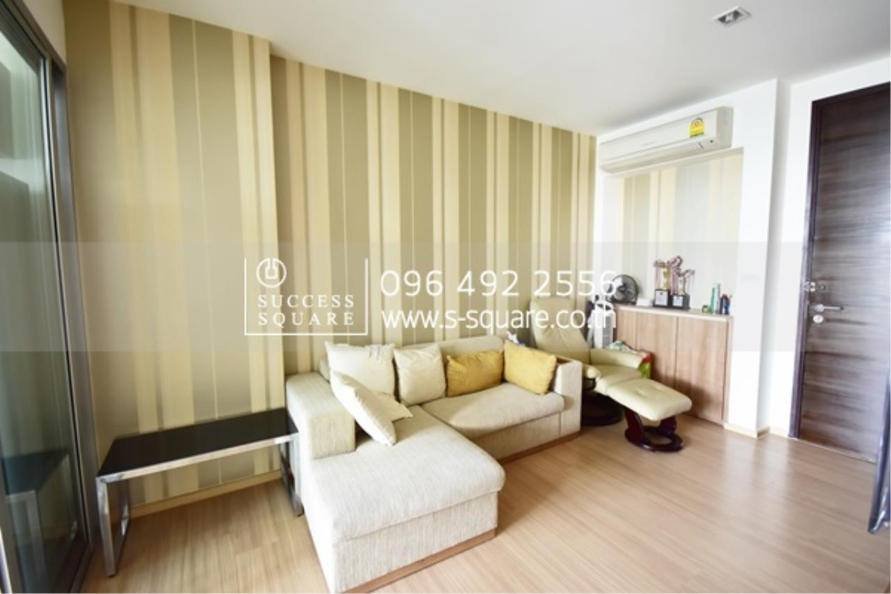 Success Square Agency's Rhythm Sukhumvit, Condo For Sale or Rent 1 Bedrooms 3