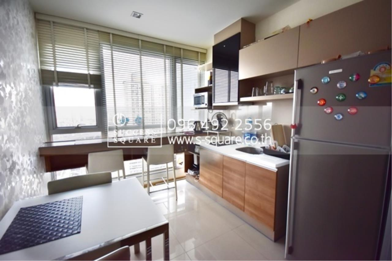 Success Square Agency's Rhythm Sukhumvit, Condo For Sale or Rent 1 Bedrooms 4