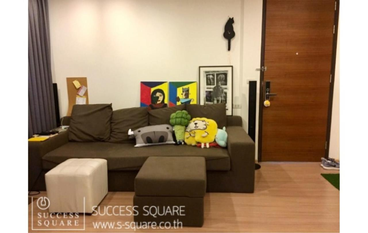 Success Square Agency's Rhythm Sukhumvit, Condo For Sale 2 Bedrooms 2