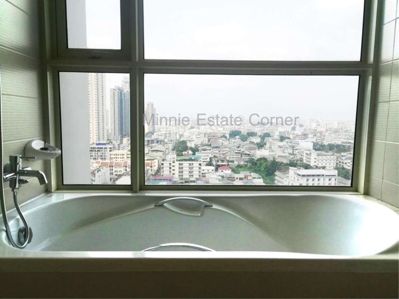 Estate Corner Agency Agency's For Rent Condo The Lighthouse Nearby ICONSIAM, 2 bedrooms #20089 10