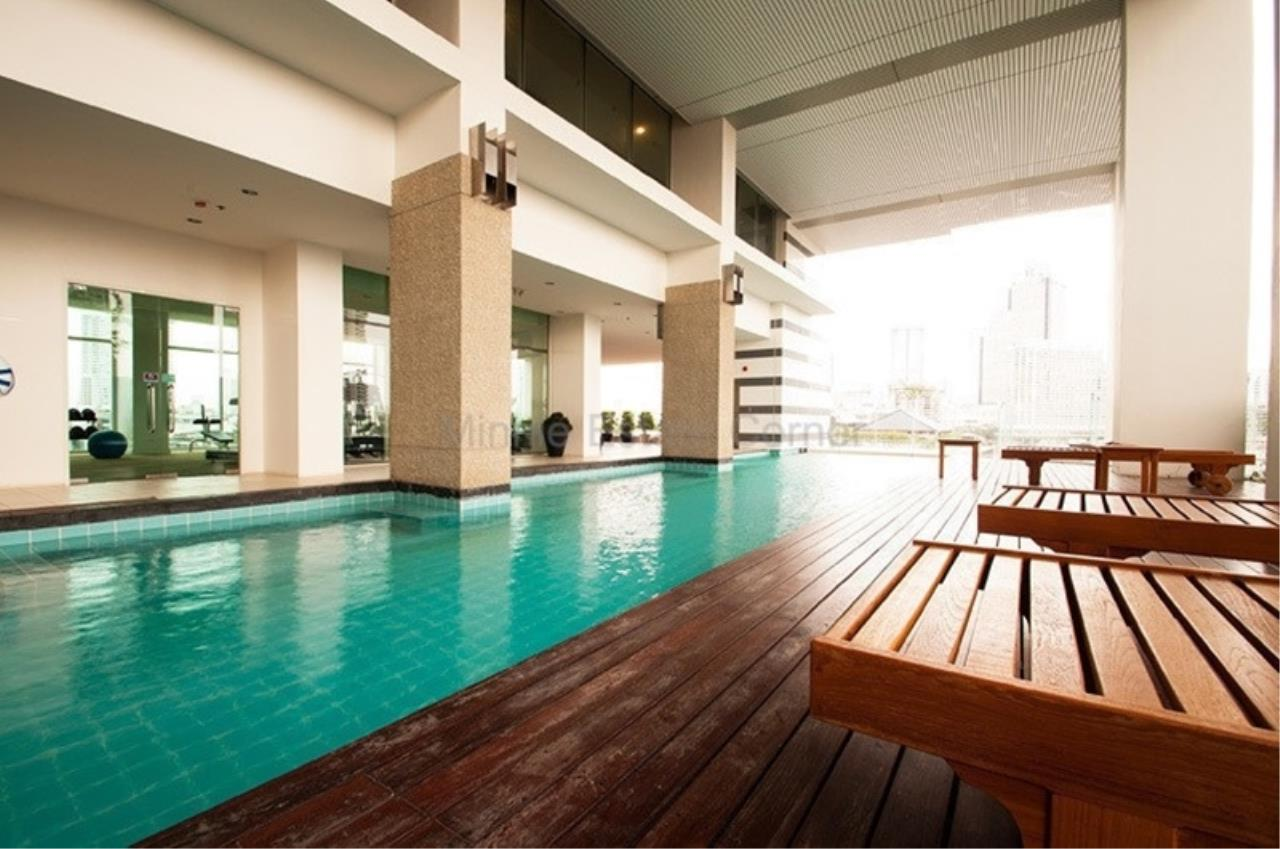 Estate Corner Agency Agency's For Rent Condo The Lighthouse Nearby ICONSIAM, 2 bedrooms #20089 11