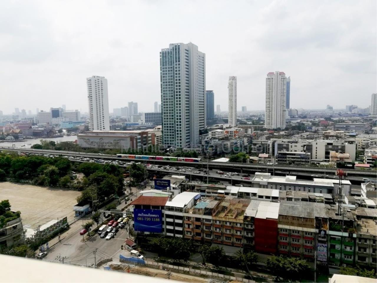 Estate Corner Agency Agency's For Rent Condo The Lighthouse Nearby ICONSIAM, 2 bedrooms #20089 12