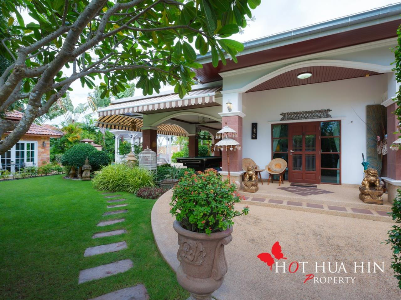 Hot Hua Hin Co. Ltd. Agency's Well Built Home With Stunning Gardens And Two Full Kitchens 4