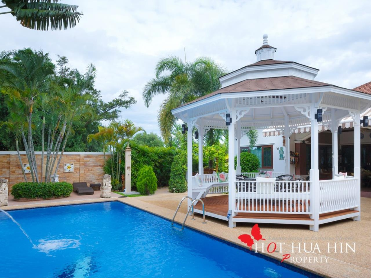 Hot Hua Hin Co. Ltd. Agency's Well Built Home With Stunning Gardens And Two Full Kitchens 22